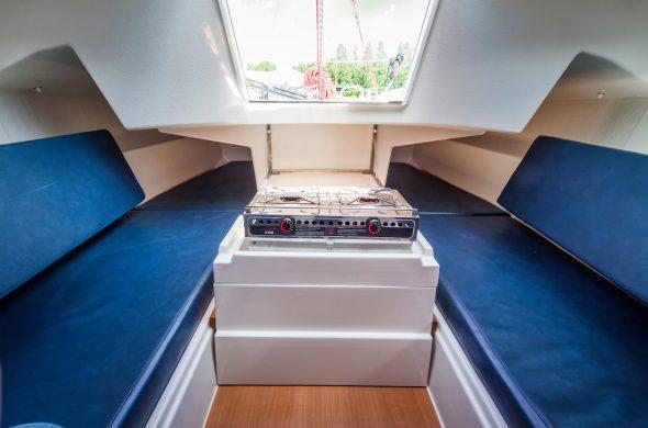 Segelboot mieten in Friesland - Fox 22 - Ottenhome Heeg
