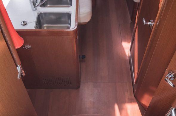 Segelboot mieten in Friesland - Beneteau Oceanis 34 - Ottenhome Heeg