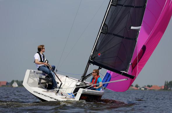 Daysailer mieten in Friesland - Oneday 24 - Ottenhome Heeg