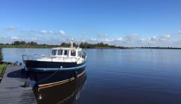 Oostvaarder 1090 AK - Motorboot mieten - Ottenhome Heeg 2