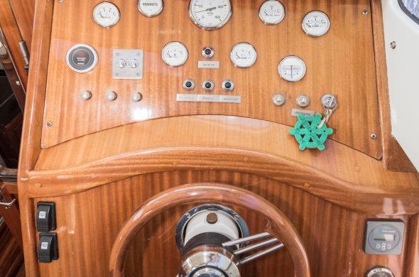 Motorboot mieten in Friesland - RiverCruise 35 Cabin Launch - Ottenhome Heeg