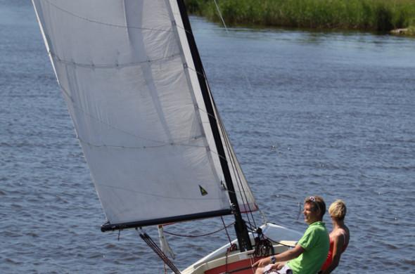 Segelboot mieten in Friesland - Polyvalk - Ottenhome Heeg