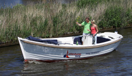 Schaluppe mieten in Friesland - RiverCruise 23 - Ottenhome Heeg