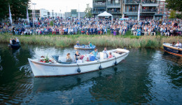 RiverCruise 26 - sloep huren in Friesland - Ottenhome Heeg