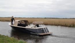 RiverCruise 27 Tender - Sloep huren in Friesland - Ottenhome Heeg