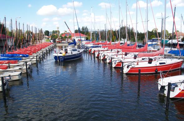 Segelboot mieten in Friesland - Sunhorse 25 - Ottenhome Heeg