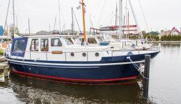 Motorboot mieten in Friesland - Oostvaarder Kotter 9.50 - Ottenhome Heeg