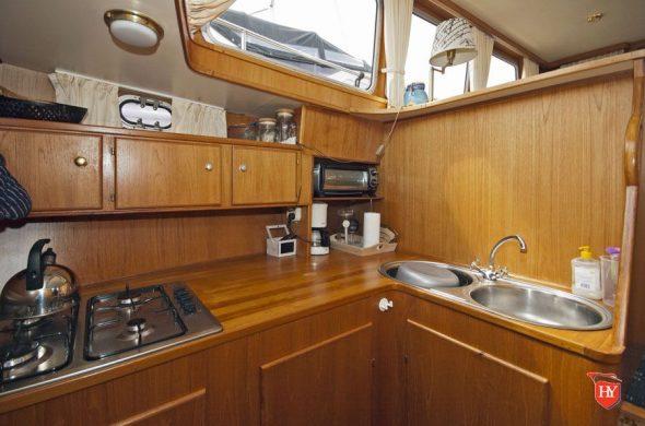 Barkas 1100 - Motorboot mieten - Ottenhome Heeg