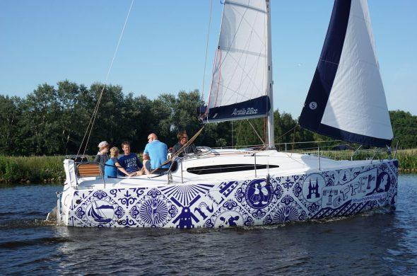 Segelboot mieten in Friesland - Antila 26 - Ottenhome Heeg