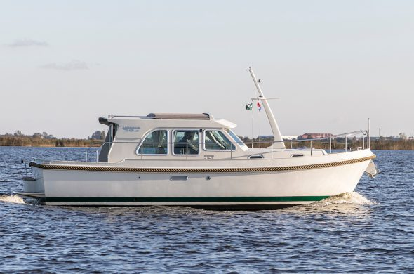 Linssen Grand Sturdy 29.9 Sedan – *Neu*