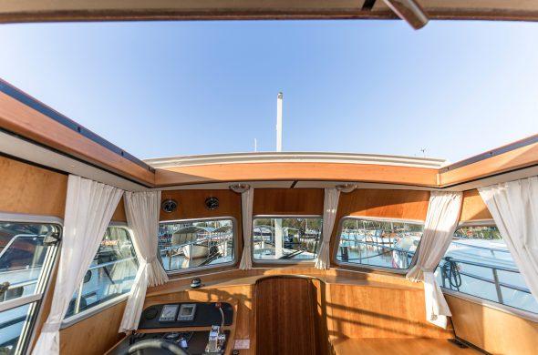 Motorboot mieten in Friesland - Linssen Grand Sturdy 29.9 - Ottenhome Heeg