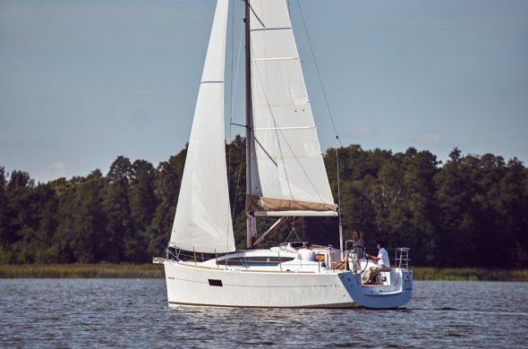 Segelboot mieten in Friesland - Jeanneau Sun Odyssey 319 - Ottenhome Heeg