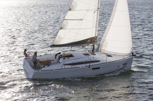 Segelyacht mieten in Friesland - Jeanneau Sun Odyssey 349 - Ottenhome Heeg