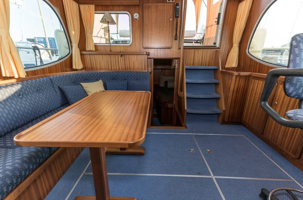 Motorboot mieten in Friesland - Linssen 380 Dutch Sturdy - Ottenhome Heeg