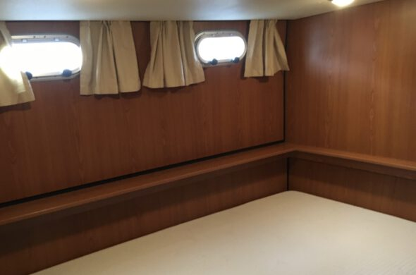 Motorboot mieten in Friesland - Linssen 34.9 Grand Sturdy - Ottenhome Heeg